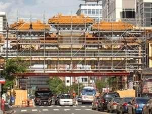 Historical Renovation Scaffold Resource LLC
