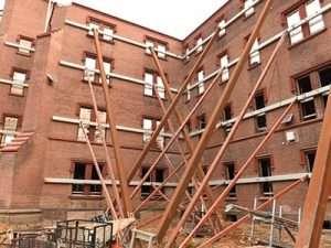 Steel Wall-Bracing Scaffold Resource